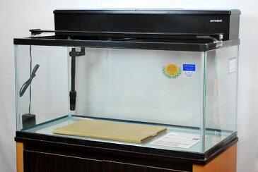 【送料無料】 コトブキ 90cmガラス水槽 上部フィルター付5点セット LEDライト仕様 【北海道・沖縄・離島、別途送料】