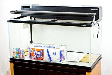 【送料無料】 ニッソー 90cmガラス水槽・熱帯魚飼育11点セット LEDライト仕様 【北海道・沖縄・離島、別途送料】