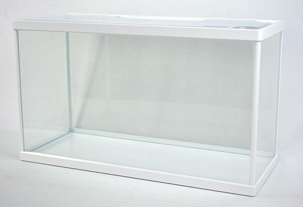 テトラ ホワイトアクアリウム スリム520 水槽単品 【熱帯魚・アクアリウム/水槽・アクアリウム/水槽 】