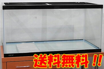 【送料無料】 GEX マリーナ900 90cmガラス水槽 ガラスフタ2枚付き 【北海道・沖縄・離島、別途送料】