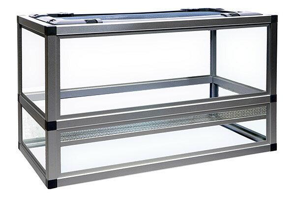 ゼンスイ タフキュービック ガラスボードタイプ 603036 【爬虫類・両生類/ケージ】:トロピカルワールド