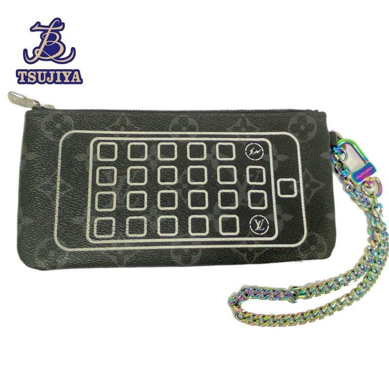 レディースバッグ, アクセサリーポーチ LouisVuitton I-PHONE M64433 AB1034