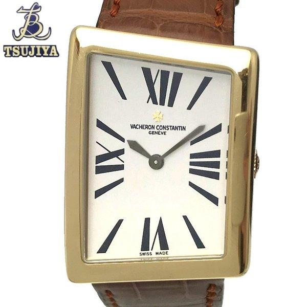 腕時計, レディース腕時計 Vacheron Constantin 37010000J K18YG 15411