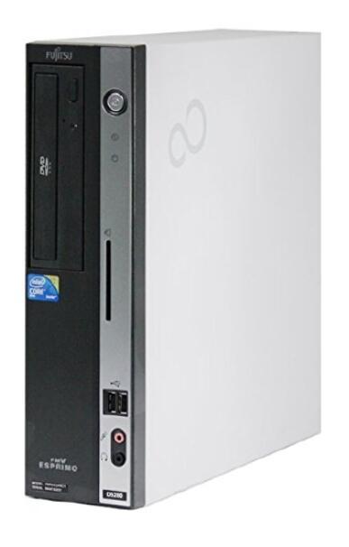 パソコン, デスクトップPC Windows10 32BIT FMV-D5290 Pentium Dual-Core 2.60GHz4GB320GBDVDLANOffice 2016