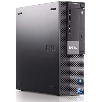 パソコン, デスクトップPC 1GB HDMIWindows10 32BITDELL Optiplex 980 SFFCore i5 3.20GHz4GBSSD 240GBDVDOfficeLAN