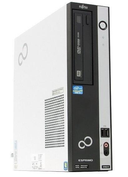 パソコン, デスクトップPC 1GB HDMIWindows7 Pro 32BIT ESPRIMO D582Core i5-3470 3.20GHz4GB1TBDVDLANOffice