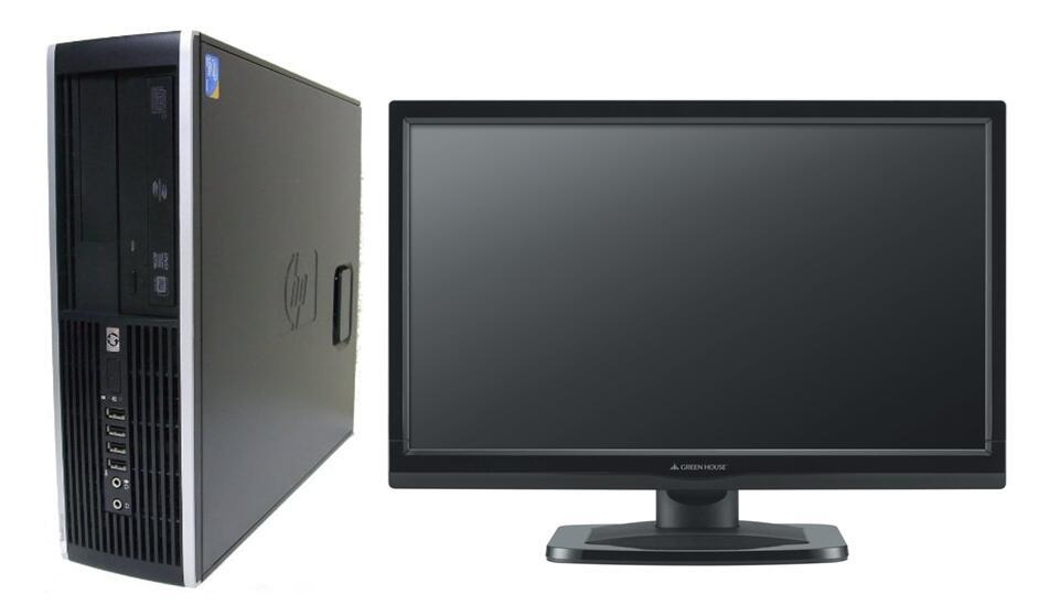 パソコン, デスクトップPC Windows10 Pro 64BIT HP Compaq Pro 6300 SFF Core i5-3470 3.20GHz 16GB 1TB DVD LAN Office 24 1GB HDMI