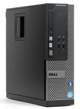 新品1GBグラボ HDMI Windows10 Pro 64BIT/DELL Optiplex 3010 SFF/Core i5-3470 3.20GHz/4GB/500GB/DVD/無線LAN/Office付き 中古パソコン デスクトップ