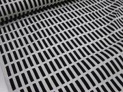 アルテック カラフル ブラック オックス チエック コットン エプロン ワンピース スカート インテリア