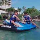 AQUACRUISERアクアクルーザー二人乗り免許不要水上バイクシースクーターSEASCOOTERAquaCrusierMARINETECHJAPAN