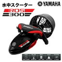 【国内正規品】YAMAHA SEASCOOTER 水中スクーター シースクーター RDS300