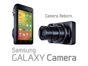 【送料無料】【海外版SIMフリー】【SAMSUNG】GALAXY CAMERA ギャラクシーカ…
