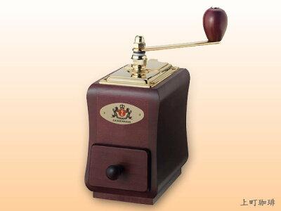 コーヒー手挽きミルザッセンハウスサンティアゴMJ−0803(ZASSENHAUS)(コーヒー豆付き)