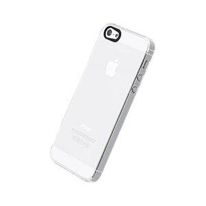 ★iPhone5 SoftBank au iPhone5専用エアージャケット (クリア) ケース カバー パワーサポート...