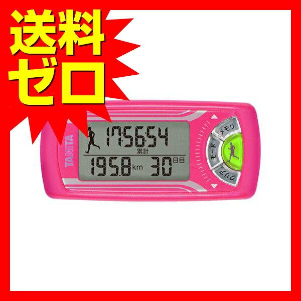 タニタ 活動量計カロリズムforジョギング ピンク EZ063PK 1805SDTT^