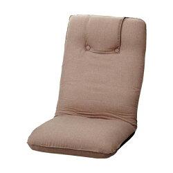 低反発折りたたみ座椅子ベージュST?016BE