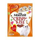 モンプチ クリスピーキッス ミックスグリルセレクト 90g ( 3g×30袋 ) [猫用おやつ] キャットフード 猫 ...
