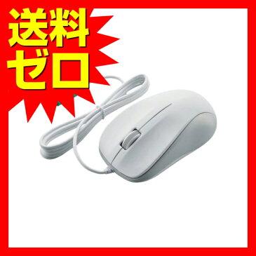 エレコム 光学式マウス/PS2/3ボタン/ホワイト/ROHS指令準拠★M-K6P2RWH/RS☆ 【あす楽】【送料無料】|1302ELZC^