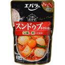 ウルマックスジャパンで買える「エバラ 小鍋でおかず スンドゥブチゲの素 300g ※商品は1点 (個 の価格になります。」の画像です。価格は1,008円になります。