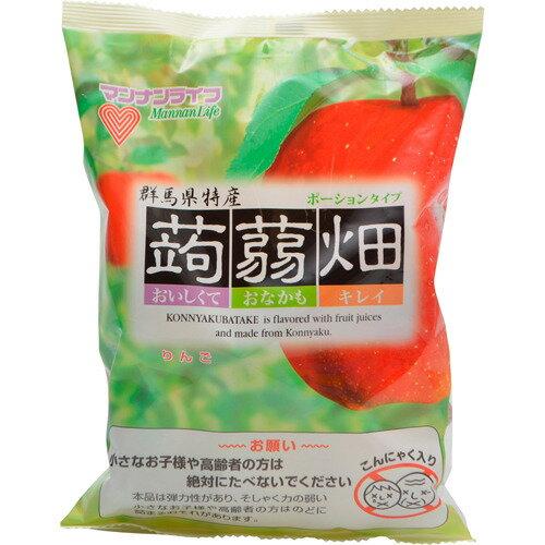 【ケース販売】蒟蒻畑 りんご 25g×12個入×12袋