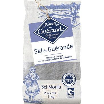 アクアメール セルマランドゲランド/ゲランドの塩(顆粒) 1kg※商品は1点(個)の価格になります。