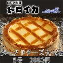 トロイカ ベークドチーズケーキ 5号(6人分)【同梱不可】