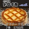 トロイカ ベークドチーズケーキ 7号(12人分) 同梱不可