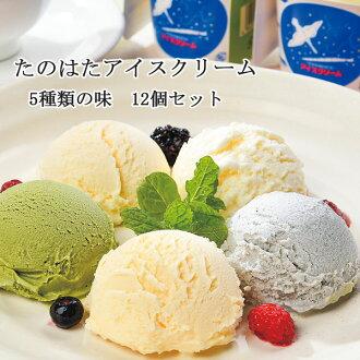 たのはたアイスクリームセット