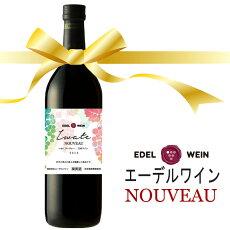 特別限定醸造エーデルワイン2018年産新酒赤