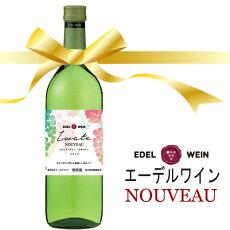 特別限定醸造エーデルワイン2017年新酒白