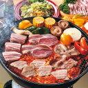 夏ギフト ブランド南部福来豚BBQと手作りたれセット