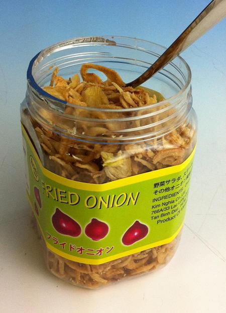 惣菜, その他 Fried Onion 100g