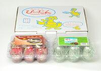 青島ピータン20個と台湾高級ピータン6個と中国ブランド品神丹ピータン6個