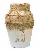 10年物紹興酒24L甕入り王宝和産