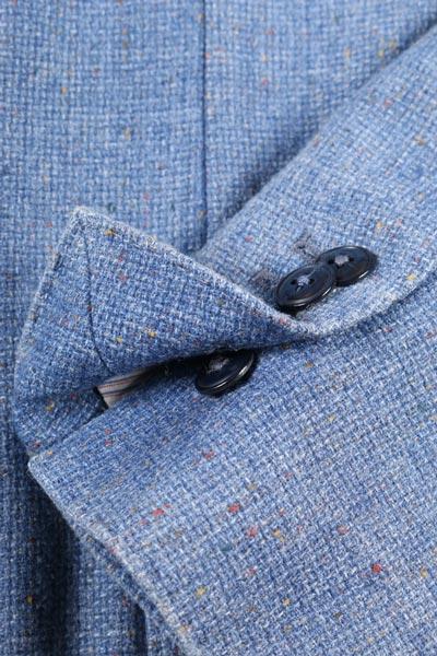 【50】 STUDIO EST.1911 スタジオ エスト ジャケット メンズ 秋冬 ブルー 青 並行輸入品 メンズファッション 男性用 ビジネス アウター トップス 日本未入荷 ラッピング無料