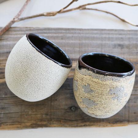 茶道具・湯呑・急須, 湯呑み  MUSHITARO cup