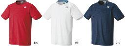 ヨネックス バドミントンウエア ユニゲームシャツ(フィットスタイル) 10409
