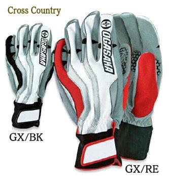 オガサカ クロスカントリースキーグローブ GX Cross Country