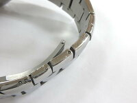 タグホイヤーTAGHEUERプロフェッショナルキリウムWL1115メンズ腕時計クォーツシルバー白文字盤☆メンズ【ベクトル古着】【】160513