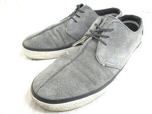 【VANS/バンズ】 ARRILO CA キャリロ カリフォルニア スニーカー 靴 スエード 9 グレー VN-0QE...