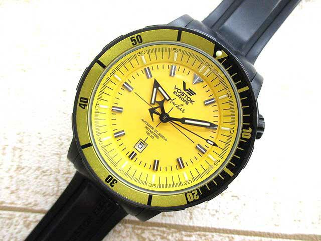 ボストークヨーロッパ VOSTOK EUROPE アンチャール 腕時計 K-162 5104144 0703 メンズ 【ベクトル 古着】【中古】 160703:ブランド古着の買取販売ベクトル