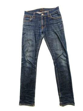 ヌーディージーンズ nudie jeans デニムパンツ ジーンズ USED加工 size 31 0111 メンズ 【中古】【ベクトル 古着】 180111 ブランド古着ベクトルプレミアム店