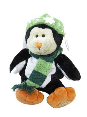 スターバックス ぬいぐるみ 人形 ベアリスタ 2007 ペンギン マルチカラー 160220