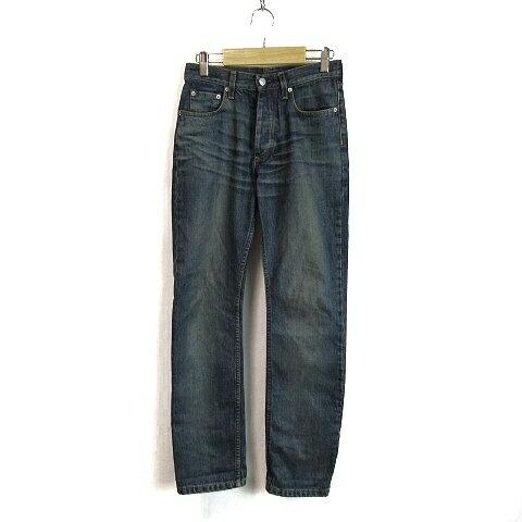 メンズファッション, ズボン・パンツ  HELMUT LANG VINTAGE DARK DENIM CLASSIC CUT 26 191109