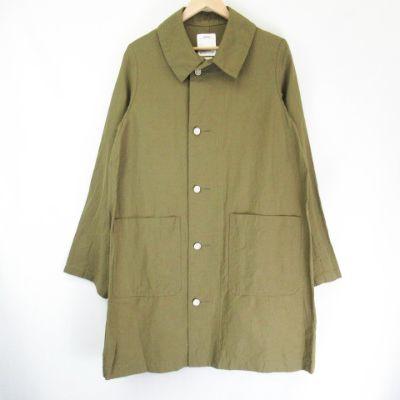 メンズファッション, コート・ジャケット  VISVIM 18AW GREASE MONKEY COAT 0118505013016 2 200826