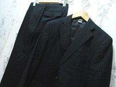 THE SUIT COMPANY スーツカンパニー スーツ セットアップ ストライプ柄 センタ…