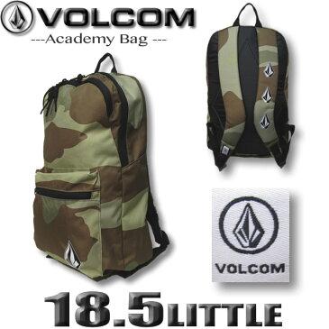 ボルコム リュック バッグ バックパック デイパック リュックサック VOLCOM サーフブランド アウトレット D6531650