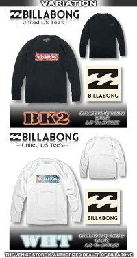 ビラボンメンズBILLABONGロンT長袖TシャツサーフブランドロングスリーブM,Lサイズ2カラー【あす楽対応】【メール便対応】