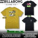 ビラボン メンズ 半袖 Tシャツ BILLABONG USA企画 サー...