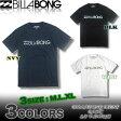 BILLABONG ビラボン メンズ アウトレット レギュラーフィット ロゴプリント 半袖 Tシャツ サーフブランド【メール便対応】【あす楽対応】